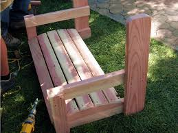 assemble the swing seat