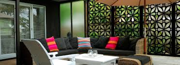 Indoor Privacy Screen Living Room Furniture Laser Cut Decorative Garden Metal Privacy Screens Brisbane