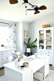 home office interior design inspiration. Marvellous Home Office Decor This Room Went From Dining To So Pretty Elegant Interior Design Inspiration