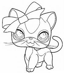 Littlest Pet Shop S Free Coloring Pages On Art Coloring Pages
