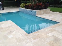 our light travertine pavers bring a very natural basic cleaner look to your back yard enhance your outdoor escapes with its natural earth tones