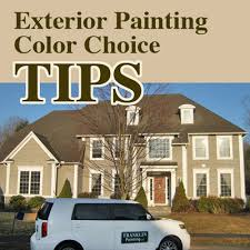 exterior house paintChoosing Color for Exterior House Painting in CT