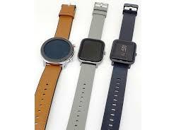 Первые впечатления о новинке: сравнение смарт-<b>часов Xiaomi</b> ...