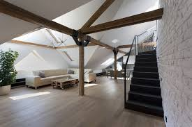 Attic Loft Reconstruction / B Architecture