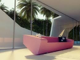 postmodern interior architecture. Futurist Architecture Beach House Interior Design Postmodern A