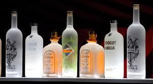 Bar Bottle Display Stand LED Liquor Display LED Liquor Shelves 22