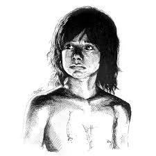 mowgli the jungle book by wafspr