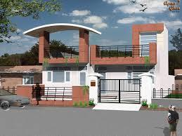 Simplex House Elevation Designs Simplex House Design Apnaghar House Design