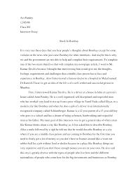 best photos of interview essay format interview essay format  example interview essay papers