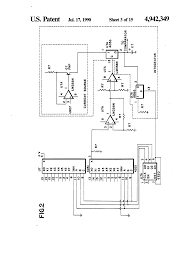 patent us4942349 control system for operating a window wiper in patent drawing