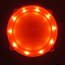 Giảm 44 %】 LED Tuổi Thọ Ban Đèn Ngoài Trời Tròn Đêm Đèn Sáng Cho Cornhole  Trò Chơi