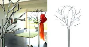 Branch Free Standing Coat Rack From West Elm Simple Designer Coat Rack Hobo Cool And Different Designer Coat Hanger Rack