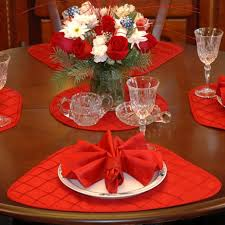 images of party round red beautiful centerpiece ideas
