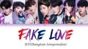 han Lyrics Coded Bts rom eng 방탄소년단 Fake color Chords Chordify - Love