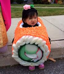 homemade sushi costume these are the best diy costume ideas for