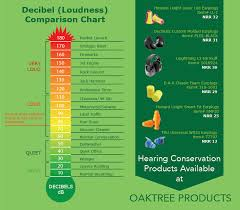 Sound Level Comparison Chart Daily Noise Exposure Levels