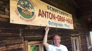 Besichtigung der Anton-Graf-Hütte
