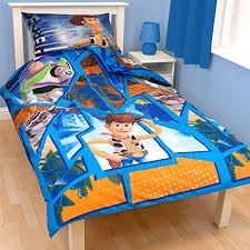Disney Toy Story Reversible Duvet Set - Single: Amazon.co.uk ... & Disney Toy Story Reversible Duvet Set - Single Adamdwight.com
