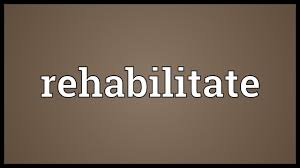Image result for rehabilitate