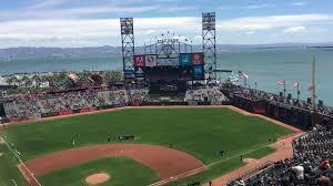 San Francisco Giants Stadium Best Bay View Seats