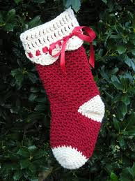 Crochet Stocking Pattern Unique Heritage Christmas Crochet Stocking Knitting Patterns And Crochet