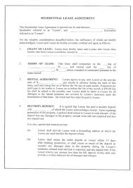 Simple Rental Agreement Form Free Download Basic Lease Pdf – Ffshop ...