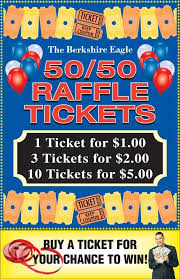 raffle sign 50 50 raffle sign hla pinterest 50th fundraising and