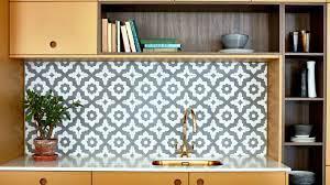 5 Gorgeous Wallpaper Backsplash Ideas ...