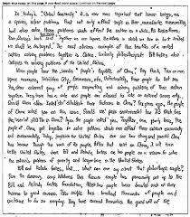 pet peeve essay