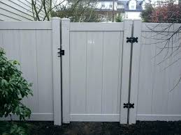 outdoor fence gates patio with gate grey privacy and