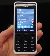 nokia phone 2013. the nokia 301 is an $85 feature phone with smartphone-style camera tricks to nip at android\u0027s low end | techcrunch 2013
