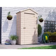 tool shed talia 4x2 sentry box wooden
