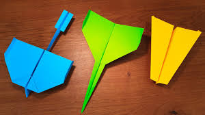 Paper Airplane Designs That Fly Far How To Make 5 Easy Paper Airplanes That Fly Far Ppo
