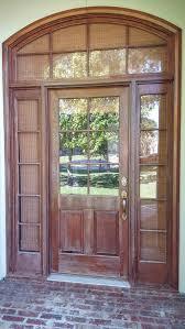 refinishing front doorWood Front Door Refinishing Covington Louisiana