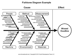blank fishbone diagram template and cause and effect graphic organizerfishbone diagram example