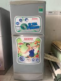 Cần thanh lý tủ lạnh sanyo quạt gió - 77244848