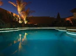 outdoor pool lighting. amazing outdoor recessed lighting around pool design swimming designs pinterest and pools l