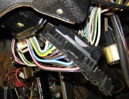steering column wiring harness steering image re re the wiring harness in your steering column eaglepedia on steering column wiring harness