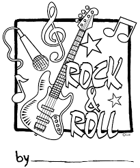Small Picture Rock Coloring Pages FunyColoring