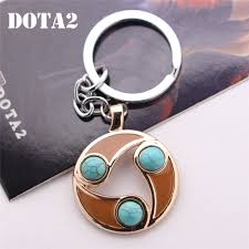 online shop new arrival game dota 2 talisman of evasion keychain