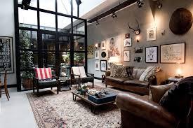 Big Living Rooms Unique Decoration