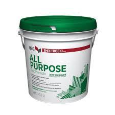 exterior joint compound. all-purpose 3.5 qt. pre-mixed joint compound exterior