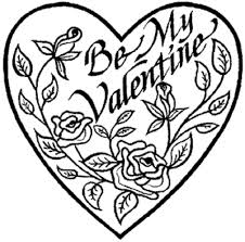 Small Picture Valentine Color Pages Coloring Book of Coloring Page