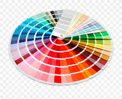 Color Chart Graphic Design Pantone Png 1024x834px Color