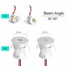 Mini Spot Lights Led 12v 24v Led Spotlight Cabinet Mini Spot Light Ip65