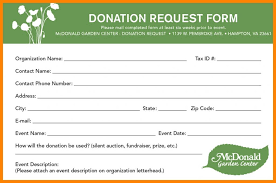 Great Donation Pledge Card Template Images Gallery Donation Donation