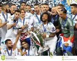 Real Madrid 2018 Di Finale Della Lega Di Campioni Di UEFA V Liverpool  Immagine Editoriale - Immagine di europeo, ritratto: 121781535