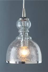 clear glass prism pentagon pendant light. Shades Of Light Seeded Glass Pendant Clear Prism Pentagon S