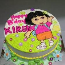 Sell Dora Birthday Cake From Indonesia By Khena Cakecheap Price
