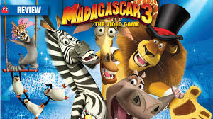 Small Picture Madagascar 3 The Video Game PS3